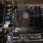 PC Komputer XEON X3440 2.5GHZ RAM 8GB VGA 1GB GDDR5