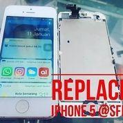 Lcd Iphone 5/5s/5c Free Pasang Bergaransi (18499795) di Kota Semarang