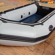 Perahu Karet Merk Seabee Perekatan Welding Panjang 270 Kap 4-5 Person
