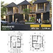 Rumah New Gress Minimalis (Ada 4 Unit) Di Rungkut Asri Timur, Surabaya (18534807) di Kota Surabaya