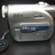 MiniDV Camera JVC GR-D350AG (18535211) di Kota Depok