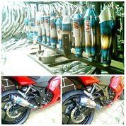 Knalpot Racing Cbr 150, R15 Full Stainles