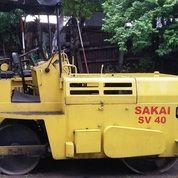 Tandem Roller Sakai SV40 Kapasitas 4 Ton (18542007) di Kota Jakarta Timur