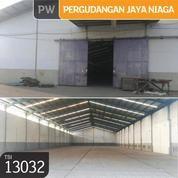 Gudang Pergudangan Jaya Niaga, Tangerang, 25x72m, 1 Lt, SHM (18542591) di Kota Tangerang