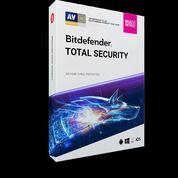Bitdefender Total Security 2019 Multi Device 1 Year 5pc (18542851) di Kota Jakarta Utara