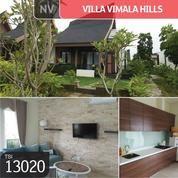 Villa Vimala Hills, Cluster Kilimanjaro, Bogor, 9x30m, 1 Lt, PPJB (18544011) di Kota Bogor