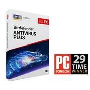 Bitdefender Antivirus Plus 2019 1 Year 5 PC (18544659) di Kota Jakarta Utara