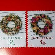 Perangko USA Greetings 32 Stamps (18550527) di Kota Jakarta Barat