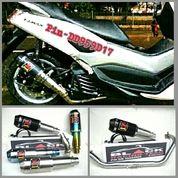 Knalpot Racing Aerox, Nmax Fs