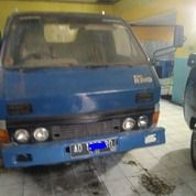Toyota Dyna Dina Rino Rhino 1990 Engkel, 4 Roda Truck Engkel Siap Kerja