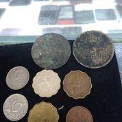 Uang Singapore Hongkong Tahun 70an Keatas Kolektor Uang (18569103) di Kota Jakarta Barat