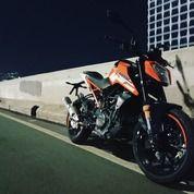 KTM New Duke 250 ABS