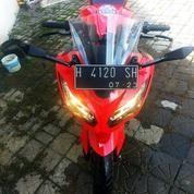 Ninja 250 FI Warna Merah
