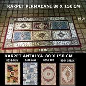 Karpet Permadani Antalya Turkey Dekorasi Rumah, Kantor, Hotel