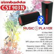 Speaker Simbadda Cst903n Bluetooth Ke Handpone