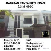 Rumah Murah Babatan Pantai Kenjeran Surabaya Dekat Suramadu Siap Huni (18643659) di Kota Surabaya
