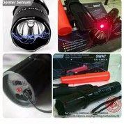 Senter Setrum / Stungun Swat Laser