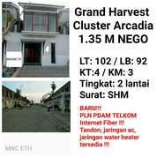 Rumah Gress Grand Harvest Wiyung Kebraon Surabaya Dekat Babatan Mukti Nego (18651819) di Kota Surabaya