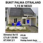 Rumah Bukit Palma Citraland Greenhill Surabaya Dekat Jllb Murah Gress (18667063) di Kota Surabaya