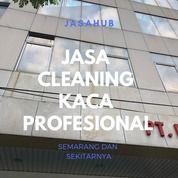 Jasa Cleaning Kaca ACP Profesional Semarang