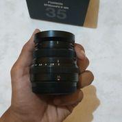 Lensa Fujifilm 35mm F2 Wr Hitam (18689771) di Kota Yogyakarta