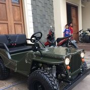 Motor ATV Model JEEP 150cc