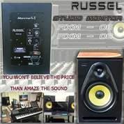 Speaker Monitor Studio Recording Active Merk Russel Mantap (18695011) di Kota Bekasi