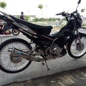 Satria Fu Tahun 2013 Pajak Idup (18695571) di Kota Jakarta Utara