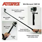 Tongsis Monopod Attanta SMP-08 For Action Camera & Smartphone