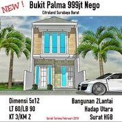 Rumah Murah Bukit Palma Citraland Surabaya Gress Minimalis Nego Baru (18707775) di Kota Surabaya