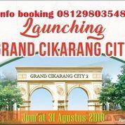 Perumahan Grand Cikarang City 2 Luas Dan Nyaman (18711155) di Kota Bekasi