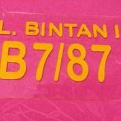 Acrylic Custom Signage (18734555) di Kota Tangerang