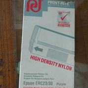 Ribbon Cartridge Epson ERC23/30 Purple (18740395) di Kota Surabaya