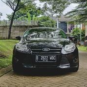FORD FOCUS 2012 1.6L AT HITAM SIAP PAKAI (18746899) di Kota Tangerang Selatan