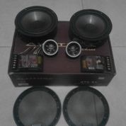 6.5 Inch 2 Way Speaker VOX ALTITUDE AT6-EL