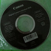 Canon Digital Camera Solution Disk Vers 121.0