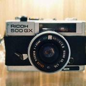 Kamera Analog Ricoh 500GX Bekas (18775651) di Kab. Sumedang