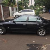 Mobil BMW 520I Tahun 2004 Warna Hitam (18790587) di Kota Jakarta Barat