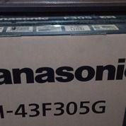 Led Tv Panasonic 43inch Baru
