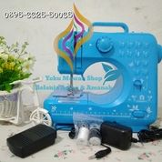Mesin Jahit Portable 12 Pola