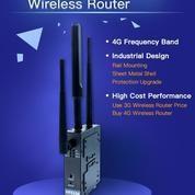 Industrial Grade 4G LTE VPN Router With Wireless (18839799) di Kota Jakarta Pusat