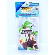 Dorfree Hanging Paper 2 In 1 Aroma Hawaian Sweet