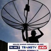 Service Parabola Trans Tv Trans 7 (18880207) di Kab. Purworejo