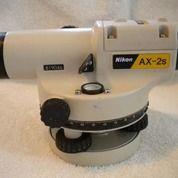 Harga BARU - MURAH Automatic Level Nikon AX-2S Waterpas READYY