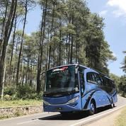 Bus Mercedes Benz 1525 Tahun 2010 Toilet Dan Air Suspension