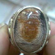 NATURALL AGATE FOSIL KELOR 3 WARNA ANTIK