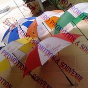 Payung Standart Promosi Cetak 4 Sisi Harga Termurah Dan Terlengkap (18921387) di Kota Tangerang