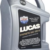 Lucas Oil Syn SAE10W 40 Oli Mobil 5L