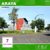 Tanah Hook Murah Luas 462 Di Nieuw Indie Araya Kota Malang _ 108.19 (18939059) di Kota Malang