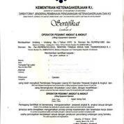 Jasa Sio Pembuatan Dan Perpanjangan Surat Izin Operator Sio Asphalt Mixing Plant